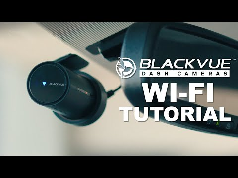 Wi-Fi Dashcam Connection