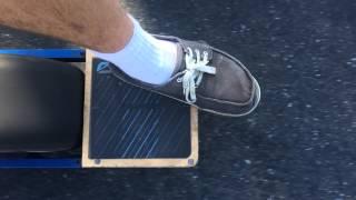 Onewheel Pressure Pads Speed Threshold