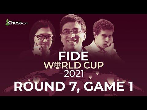 Mind-bending Women's FIDE WorldCup Final & Carlsen, Duda, Fedoseev, Karjakin DUEL In Semifinals!