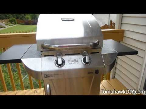 Grill Review – Charbroil Infrared Quantum