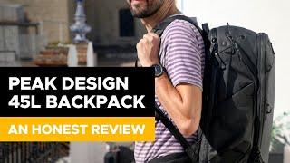 Peak Design 45L Carry-On (After 6 MONTHS)