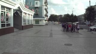Русские пробежки Макеевка 19 08 12