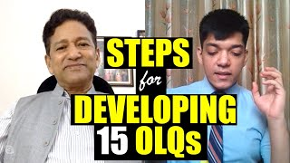 STEPS for Developing 15 OLQS   Maj. Gen. Bhakuni   Shubham Varshney