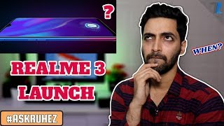 #ASK RUHEZ - Realme 3 Launch,Mi Mix 3 India,Kirin 980 vs Snap 855,First 5G Phone,Xiaomi vs Realme,