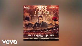 Video Pase Lo Que Pase (Audio) de Real Phantom