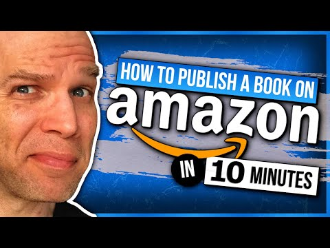 , title : 'How To Self Publish a Book Step By Step on KDP in 10 Minutes