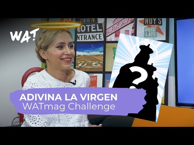 ¡Adivina la virgen! con Rebeca Khamlichi