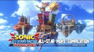 Sonic and All-Stars Racing Transformed (All-Star Compilation)