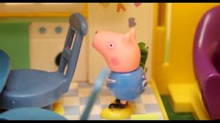 Игра Свинка Пепа лужи играть онлайн