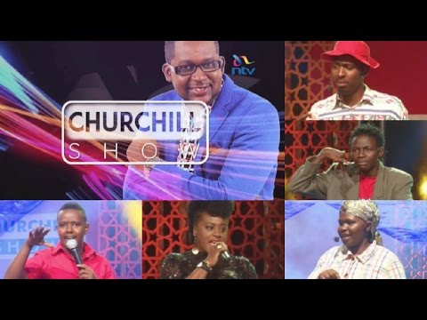 Churchill Show S4 E3; The 'Jamaican Edition'