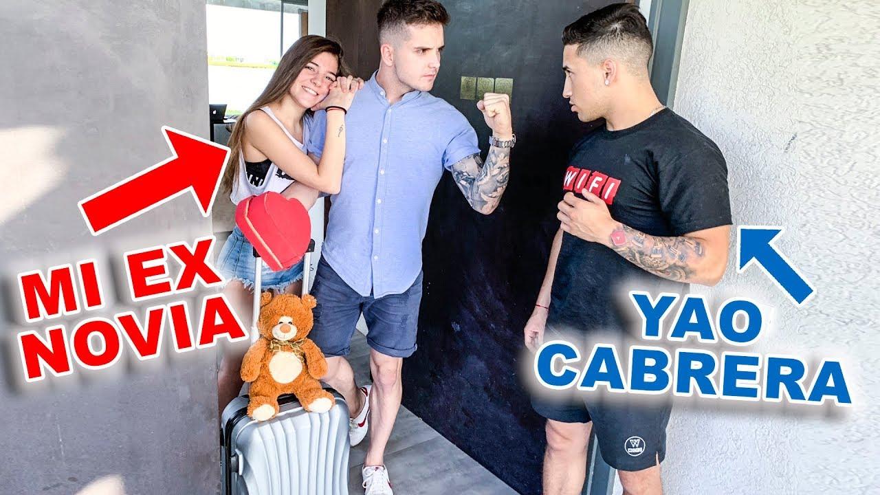 Andros viaja a Argentina a recuperar a su Ex