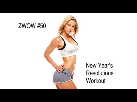 ZWOW Time Challenge Workout Videos