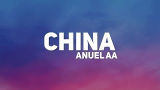 Anuel AA - China (Letra) (ft. Karol G, J. Balvin, Daddy Yankee, Ozuna)