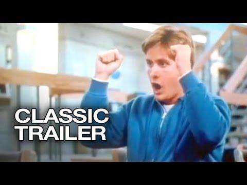 Video trailer för The Breakfast Club Official Trailer #1 - Paul Gleason Movie (1985) HD