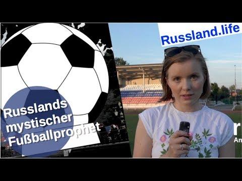WM: Der mystische Fußballprophet [Video]
