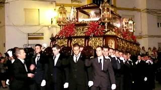 preview picture of video 'Cristo del Santo Entierro en la fuente Semana Santa Olvera 2014'