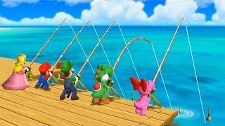 Gmod SUPER MARIO BROS  NPCS! - Mario, Luigi & Peach