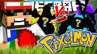 Minecraft | Pixelmon | TYPE CHALLENGE ANNOUNCEMENT!! [13]