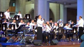 The Royal New Zealand Navy Band - Rebecca Nelson - I Vow To Thee My Country
