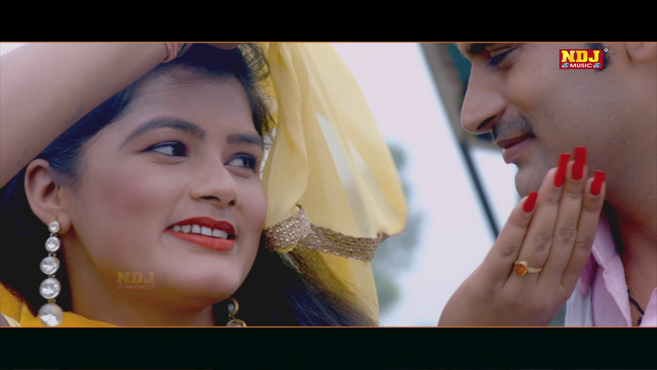 Sohne Sohne Nain   Anjali Yadav   New Haryanvi Songs 2019   NDJ Music Video,Mp3 Free Download