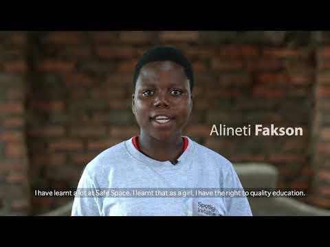 Safe Space initiative - UNFPA in Malawi