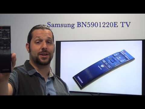 SAMSUNG BN5901220E TV Remote Control