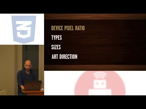 CSS Image Performance with Mat Marquis