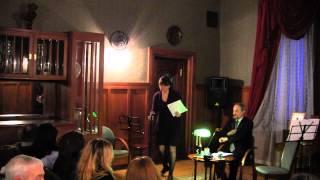 """Открытие Творческого клуба """"Чернильная роза"""" 31 марта 2014 г."""
