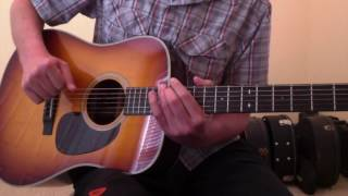 Dave Matthews Proudest Monkey Chords and Tutorial