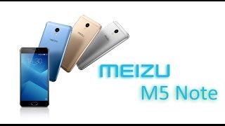 Смартфон Meizu M5 Note 32GB Blue от компании F-Mart - видео