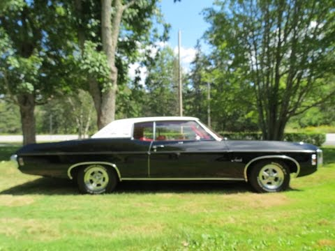 Video of Classic '69 Chevrolet Impala located in Massachusetts Offered by Silverstone Motorcars - JALU