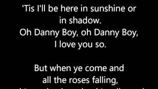 Danny boy Karaoke