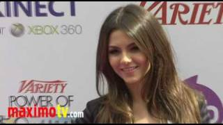 Виктория Джастис, VICTORIA JUSTICE at 4th Annual Power of Youth Event Arrivals