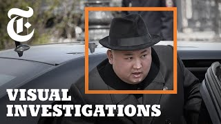 How Kim Jong-un Gets His $500,000 Mercedes  | Visual Investigations