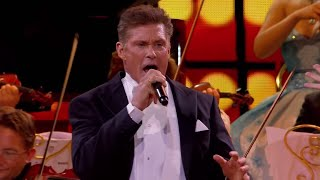 David Hasselhoff & André Rieu –  Looking For Freedom