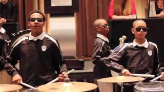 Brooklyn United Evolution Drumline at Grand Hyatt New York