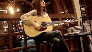 "juliana hatfield Live at Barnes and Noble - ""Law of Nature"""