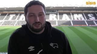 Derby County Football Club Head Groundsman Praises SISIS Turf