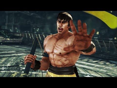 Tekken 7 - Прохождение на русском на PC - ПЕРСОНАЖИ - Часть 1