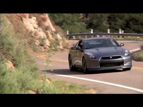 1100 HP Switzer Nissan GTR Driven