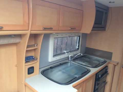 Elddis Odyssey 482 Video Thummb