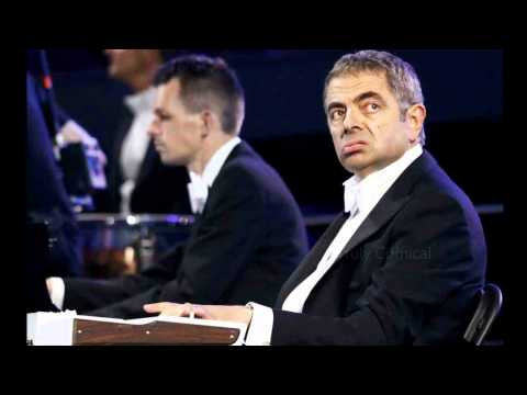Mr. Bean Opens the Olympic Games!