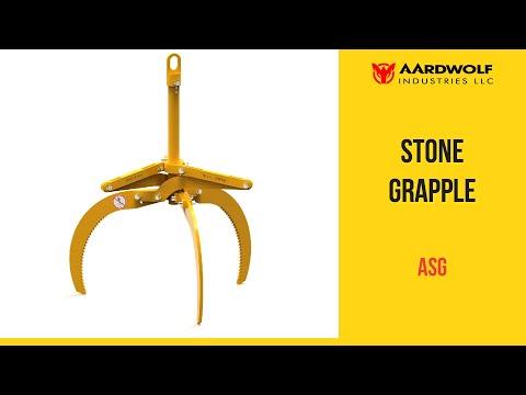 Aardwolf Stone Grapple/Grab ASG