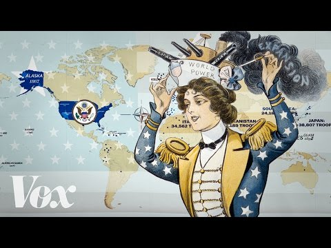How America became a superpower