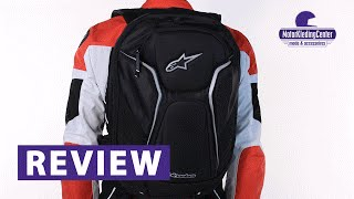 Alpinestars Tech Aero Motor Rugzak Review - MotorKledingCenter