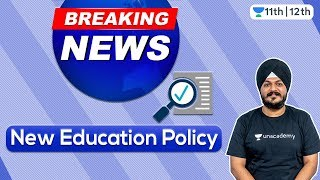breaking news new education policy cbse unacademy class 11 12 indrajeet sangtani