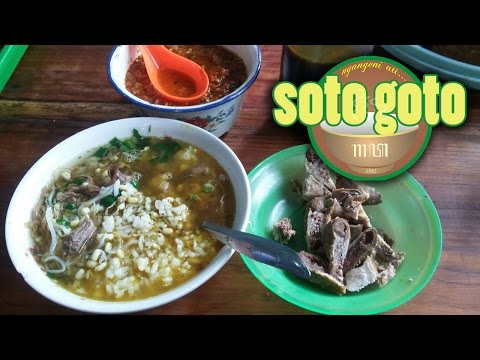 Video Soto Goto  Yang Paling Ngangeni di Salatiga
