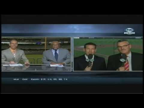 FOX Sports Wisconsin Pays Tribute to Bill Schroeder's 20 Years of Broadcasting