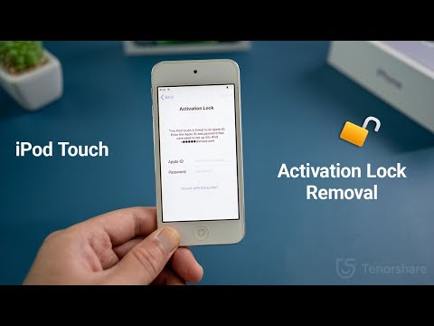 How to Bypass Activation Lock on iPod Touch