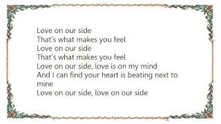 Basshunter - On Our Side Lyrics